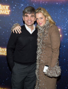 George Stephanopoulos, Ali Wentworth