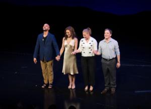 Keegan-Michael Key, Laura Benanti, Amy Schumer, Jeremy Shamos