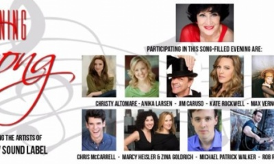 An Evening of Song to benefit The Art Attack Foundation
