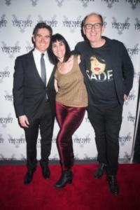 Billy Crudup, Leigh Silverman, David Cale