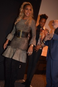 Mary J Blige, Dee Rees
