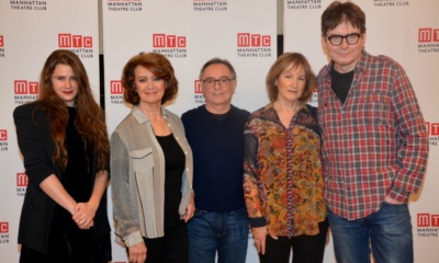 Lucy Kirkwood, Francesca Annis, Ron Cook, Deborah Findlay, James McDonald