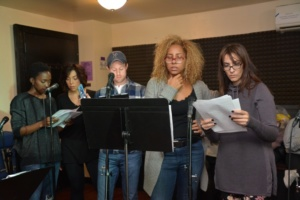 Broadway Inspirational Voices-Anastasia Talley, Lucia Giannetta, Michael Seelbach, Danielle Chambers, Angela DeCicco