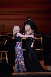 Ingrid Michaelson, Betsy Wolfe