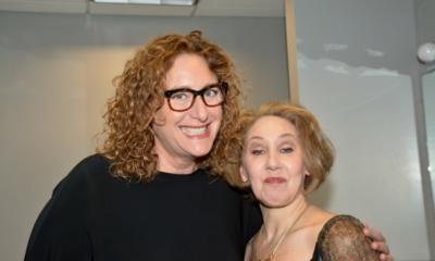 Judy Gold and Joanna Glushak