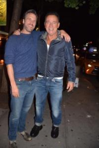 Bruce Springsteen, Carter Roy