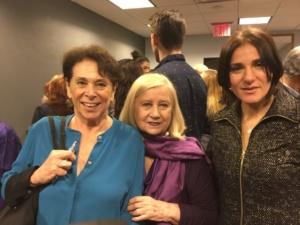 Daryl Roth, Linda Weiner, Pat Addiss, Sophia Romma