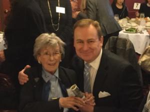 Betty Corwin, Patrick Hoffman