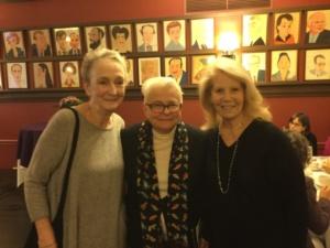 Kathleen Chalfant, Paula Vogel, Daryl Roth