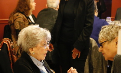 Betty Corwin, Estelle Parsons
