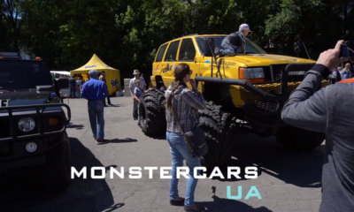 MonsterCars