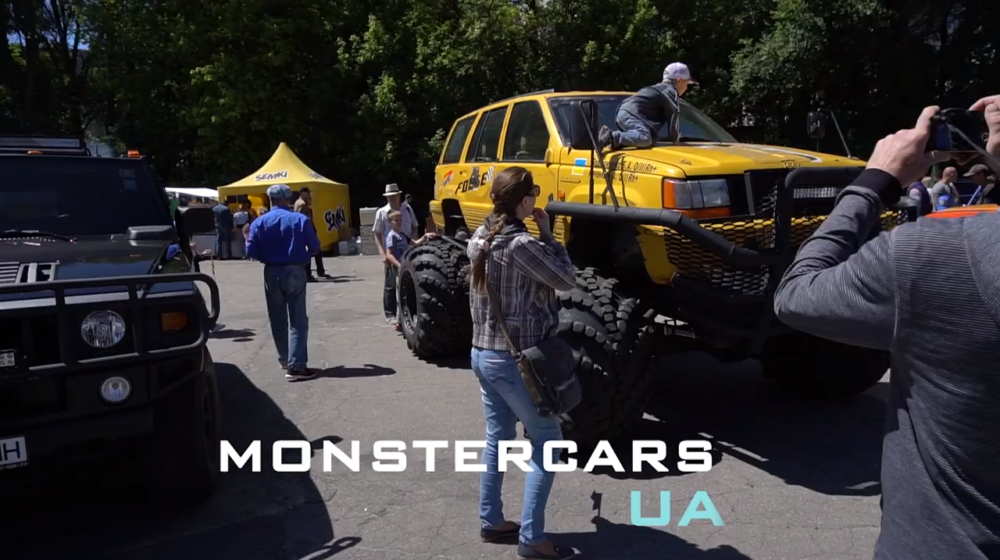 Max Polyakov and Association Noosphere Introduce Monster Truck Culture through BestRoboFest | Times Square Chronicles