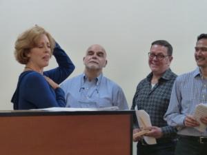 Ruth Gottschall, Mark Manley, Kevin Weldon