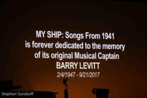 Dawn Derow, Barry Levitt