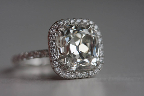 Cushion Cut Diamond Tips For Buying The Right Ring