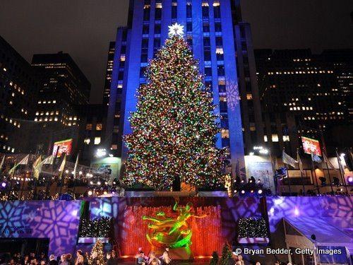 New Yorkers Beware Rockefeller Center Tree Lighting Closes ...