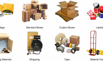 Packaging Equipment Supplier