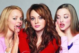 Mean Girls, Rachel McAdams, Lindsay Lohan, Amanda Seyfried