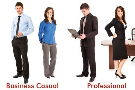 Office Dress Codes And Appropriate Workwear For Different Types Of Workspaces | Times Square ...