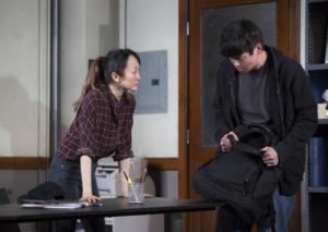Sue JeanKim, Ki Hong Lee