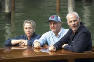 Frances McDormand, Woody Harrelson, Martin McDonagh