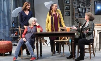 Polly Draper, Kathryn Grody, Franchelle Stewart Dorn, Ellen Parker