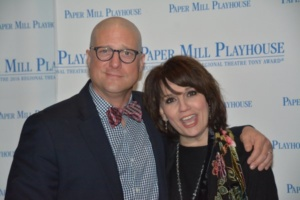 Christopher Sieber, Beth Leavel