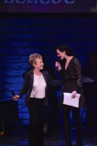 Dena Hammerstein and Lena Hall