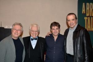 Alan Menken, Jerry Zaks, Glenn Slater, Chazz Palminteri