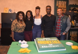 Janelle McDermoth, Brandi Porter,Christiani Pitts, Bradley Gibson, Darius Wright