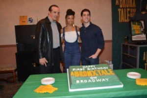 Chazz Palminteri, Christiani Pitts, Adam Kaplan