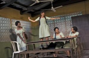 Níkẹ Kadri, Mirirai Sithole, Paige Gilbert, Abena Mensah-Bonsu