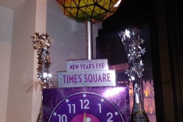 Security ramped up for Times Square New Year's Eve bash