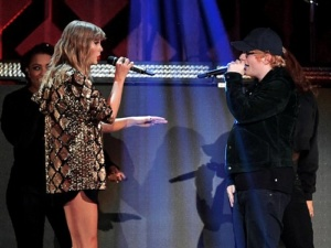 Taylor Swift, Ed Sheehan