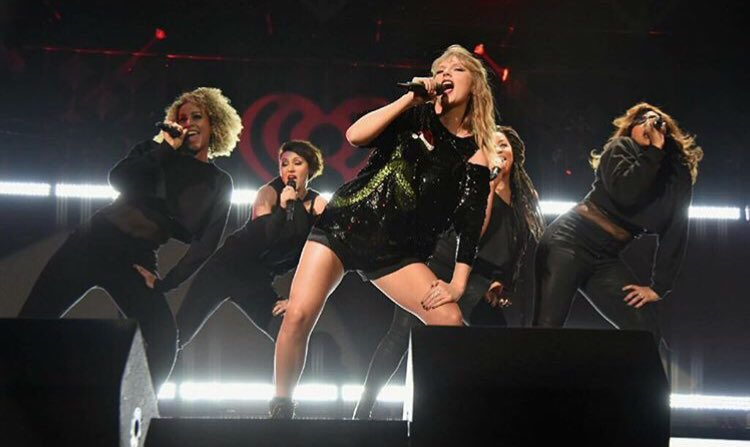 'Z-100' Jingle Ball: Taylor Swift headlines Madison Square Garden show