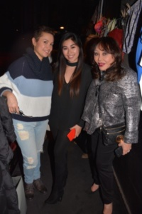 Lea Solanga, Kea Chan, Marya Colburn