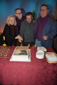 Pat Addiss, David Friedman, Bill Castellino, Jim Morgan
