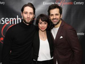 Daniel Rowan, Sarah Esty, Robert Fairchild