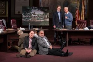 Danny McCarthy, Jeff Still, Cliff Chamberlain, William Petersen