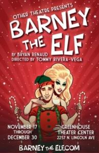 Barney the Queer Elf