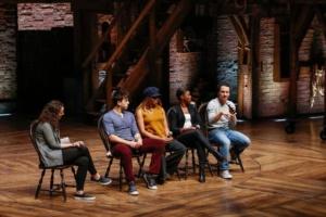 John Michael Fiumara, Candace Quarrels, Montego Glover, Miguel Cervantes
