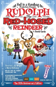 Rudolph the Red-Hosed Reindeer