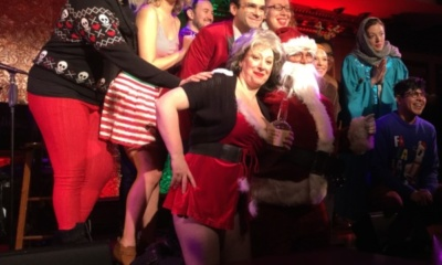 Joe Iconis Christmas Extravaganza