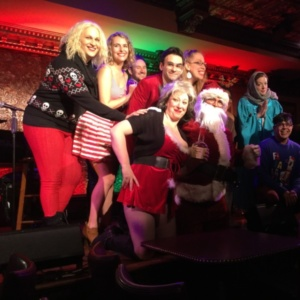 Joe Iconis Christmas Extravaganza
