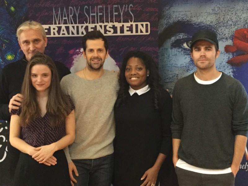 Meet the cast of mary shelleys frankenstein first up vampire the cast of mary shelleys frankenstein m4hsunfo