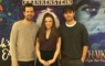 Robert Fairchild,Mia Vallet, Paul Wesley