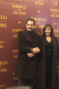 Tony Shalhoub, Brooke Adams