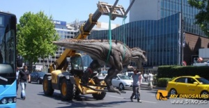 Dinosaur Exhibitions in Shopping Malls