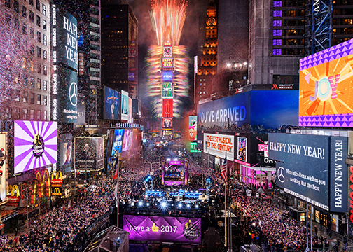 watch the times square ball drop live starting at 500 times square chronicles