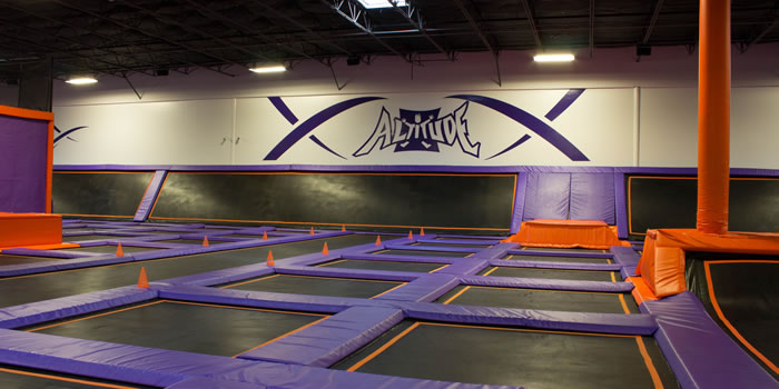 altitude the best trampoline park near me